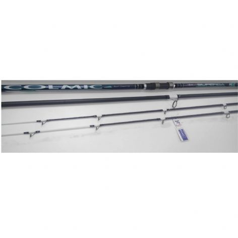 Colmic Superba NX 4.2m Twin Tip Beach Casting Rod